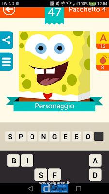 Iconica Italia Pop Logo Quiz soluzione pacchetto 4 livelli 47-75