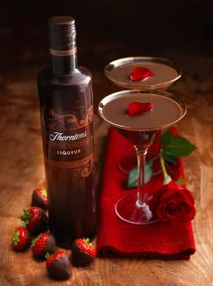 Given To Distracting Others Thorntons Chocolate Liqueur