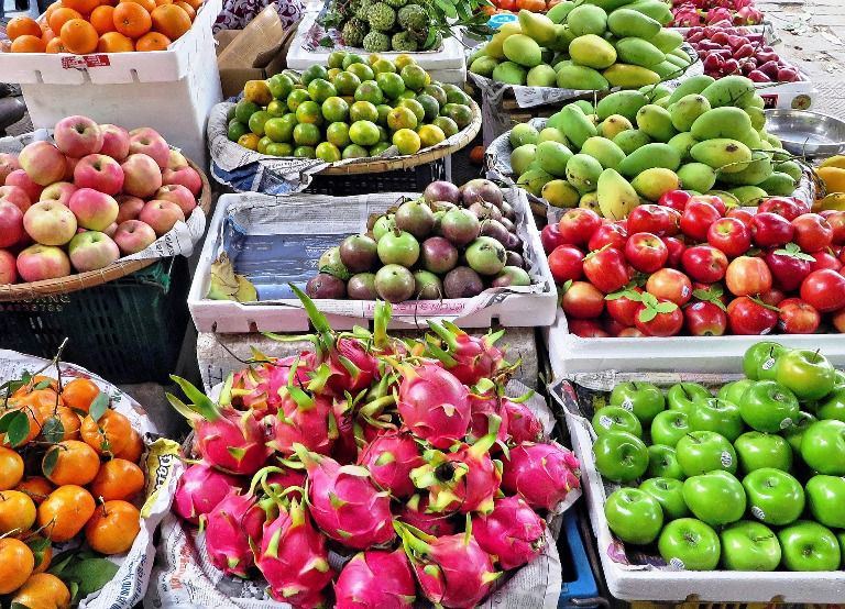 Pasar Buah dan Sayuran Candikuning