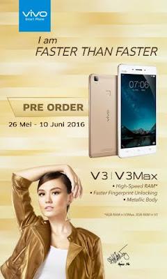 Spesifikasi dan Keunggulan Vivo V3 Max