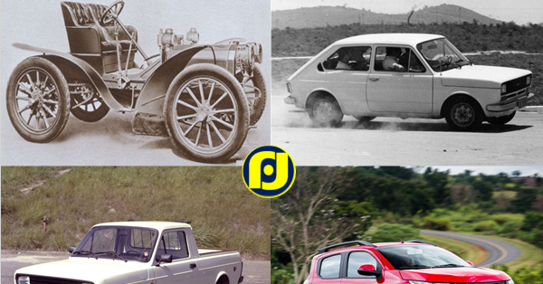 Fiat: A história da marca italiana