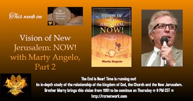 Vision of New Jerusalem: Now! Part 2