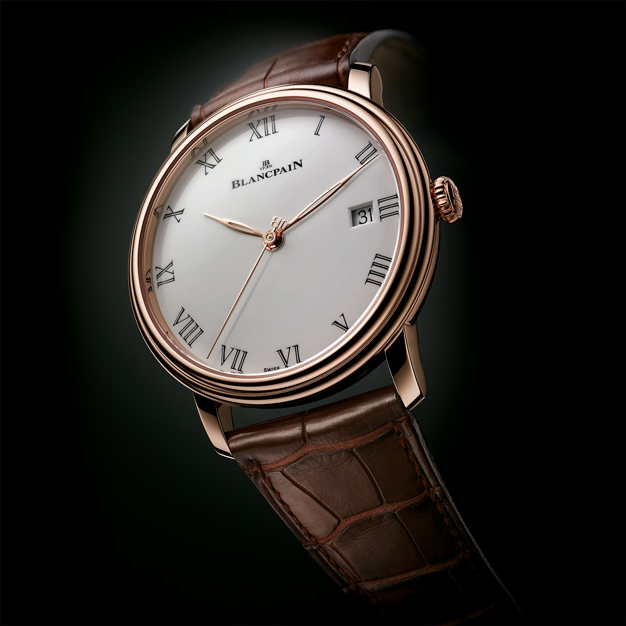 Blancpain Villeret Collection, 8 jours Watch