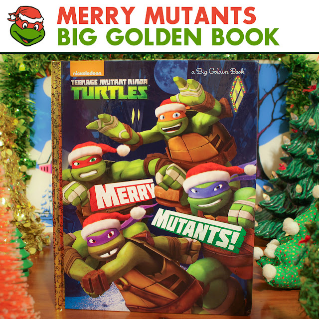 The sewer den cowabunga christmas merry mutants big golden book cowabunga christmas merry mutants big golden book sciox Image collections