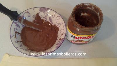 Nutella palmeritas