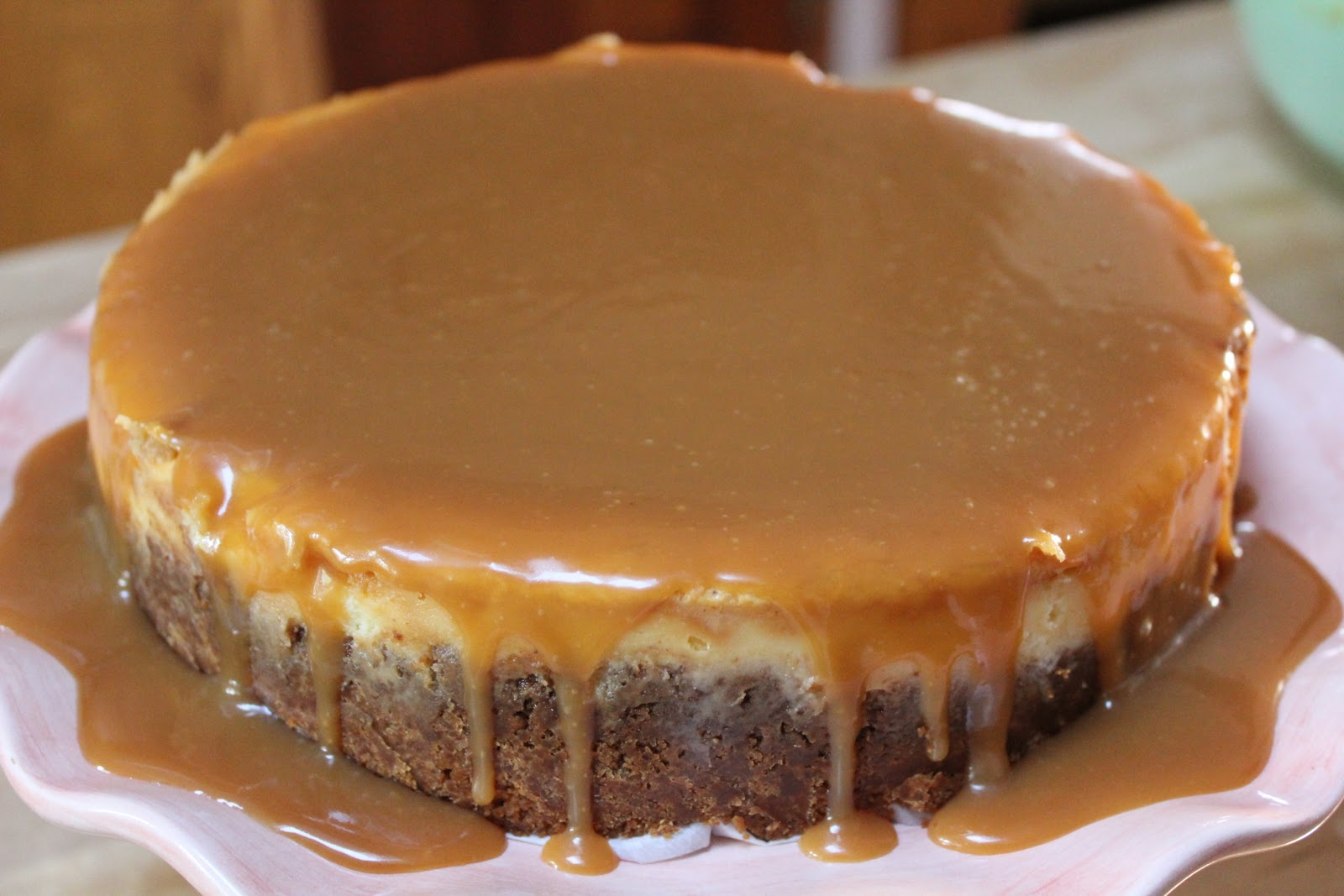 Recette Cheese Cake O Mures Sans Cuisson