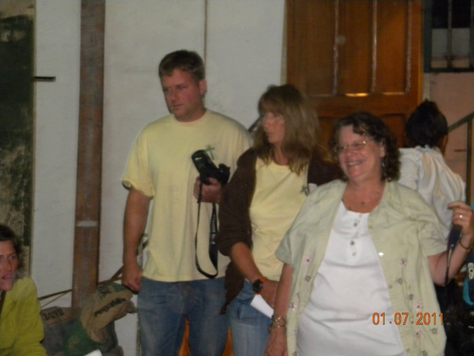 Keith Britton, Missionary at large in Costa Rica: GOD IN ACTION