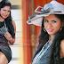 Nekita Reshani Black Leather frock photoshoot