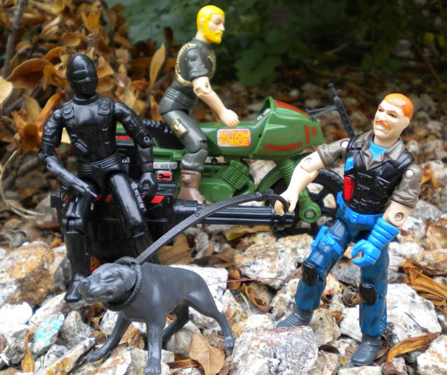 European Exclusive Mutt, 1984, Junkyard, Action Force, Rare G.I. Joe Figures, Palitoy, Z Force RAM Motorcycle, 1983 Snake Eyes, Rock and Roll