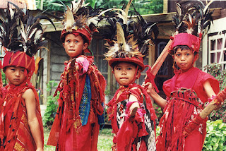 Minahasa traditional clothes