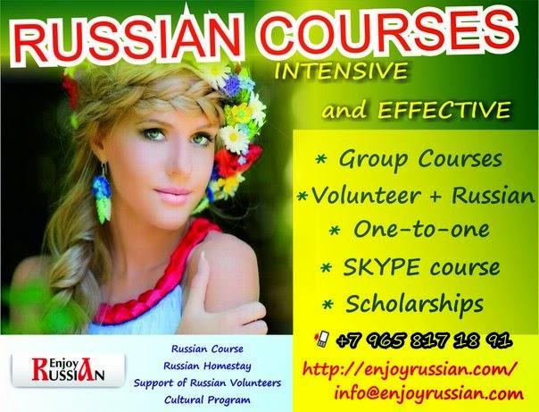 Volunteers Interested In Russian 22