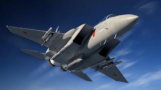 Armada F-15J Jepang