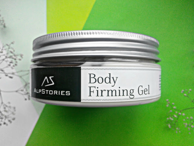 AlpStories Укрепляющий гель для тела