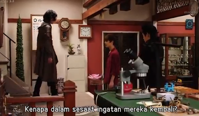 Kamen Rider Zi-O Episode 8 Subtitle Indonesia