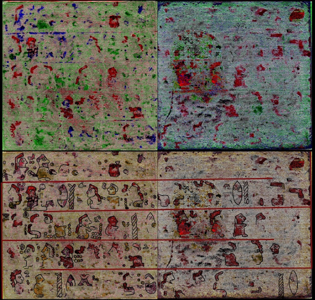 High-tech imaging reveals rare precolonial Mexican manuscript hidden from view for 500 years