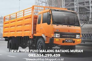 JASA SEWA TRUK FUSO MALANG BATANG