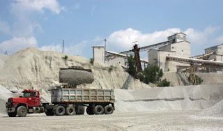 Dust collection systems in mining