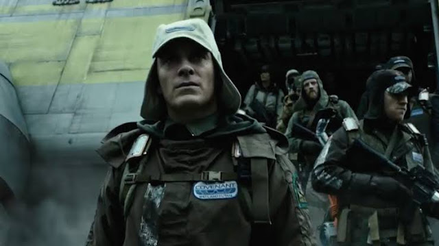 Film Alien : Covenant (2017)3