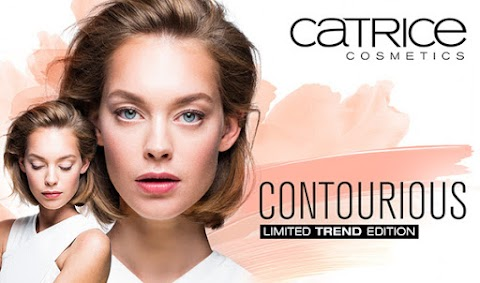 """Riboto Leidimo Kolekcija """"Contourious"""" iš CATRICE"""