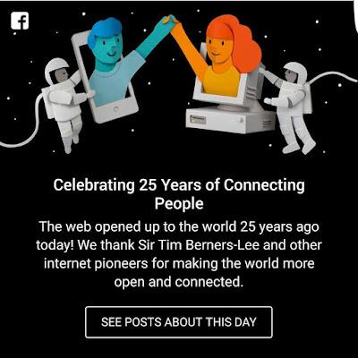 Hari Internet Yang Ke-25 (23 Agustus 2016)