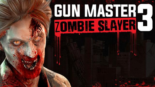 Gun Master 3: Zombie Slayer v1.0.1 Apk Mod
