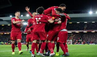 موعد مباراة ليفربول وواتفورد السبت 14-12-2019 ضمن الدوري الانجليزي والقنوات الناقلة
