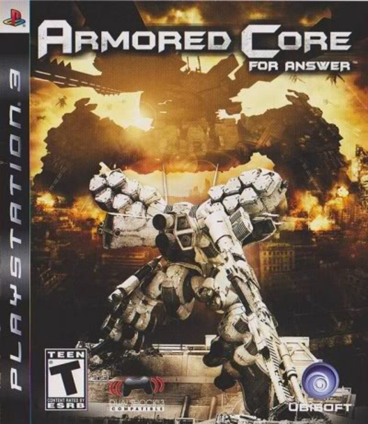 Armored Core For Answer ( MEDIAFIRE ) PS3 ISO | Best Game ...