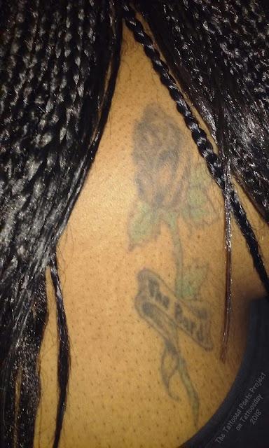 bard%2Bpoet%2Btattoo Cynthia Manick and the Bard on The Tattooed Poets Project tattoo