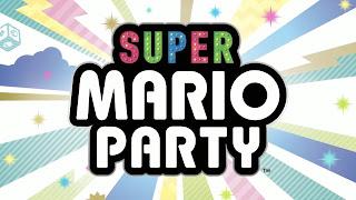 Super Mario Party Wallpaper
