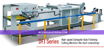 Auto Roll to Sheet Cutting Machine