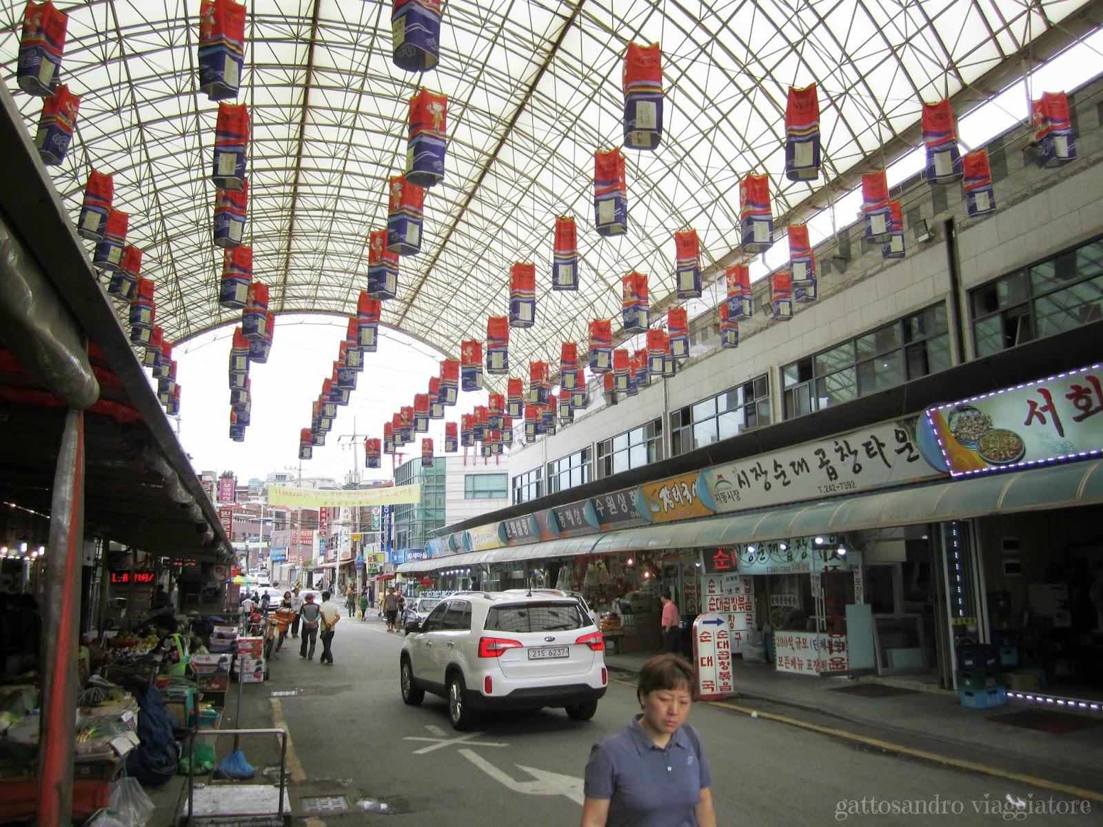 Suwon Market