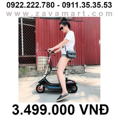 Pin của xe điện mini Scooter có tốt không?