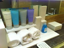 bathroom supplies. SOP Hotel Housekeeping Restock Bathroom Supplies