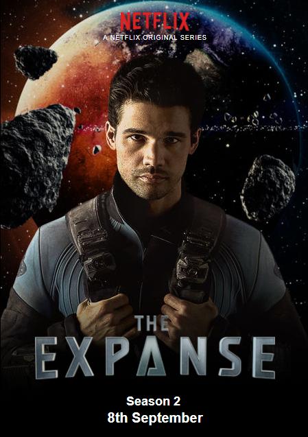 Expanse Season 2