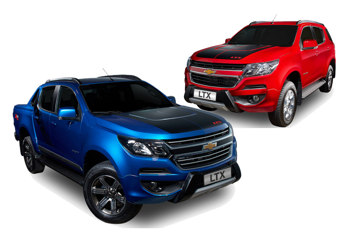 Chevrolet Philippines Launches Stylish 2018 LTX Models ...