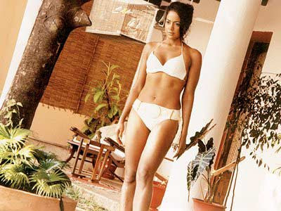Sameera Reddy SwimSuit Gallery