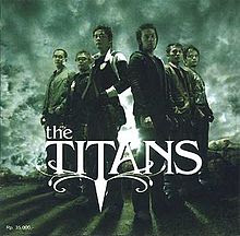 The Titans - Cinta Mati  ( Karaoke )