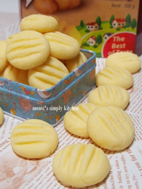 resep german cookies