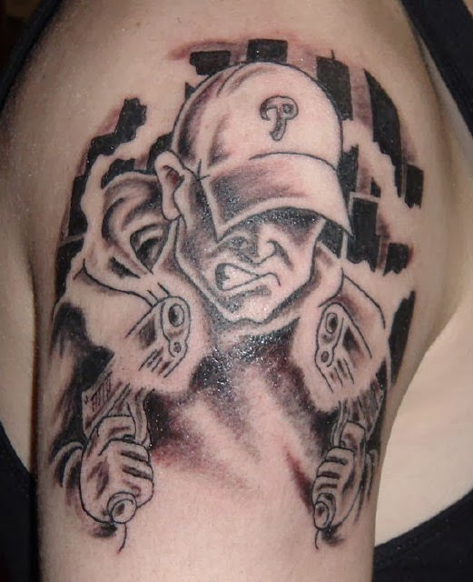 Gangsta Tattoos: Gangsta Tattoos