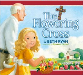 LadyD Books: The Flowering Cross
