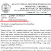 Jadwal & Tahapan Pelaksanaan UTN/UKG Ulang II Tahun 2017