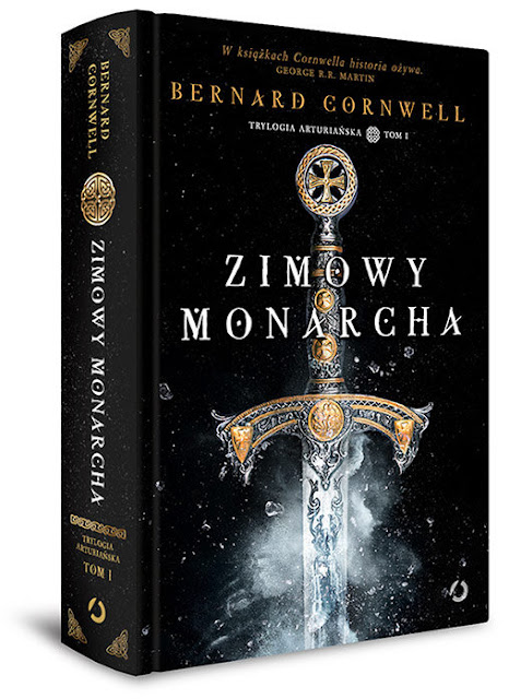 Znalezione obrazy dla zapytania zimowy monarcha bernard cornwell