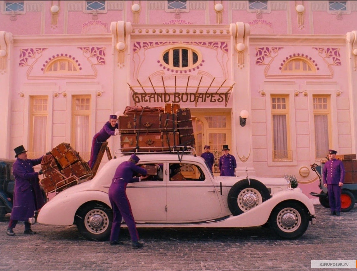 The Grand Budapest Hotel Running Time