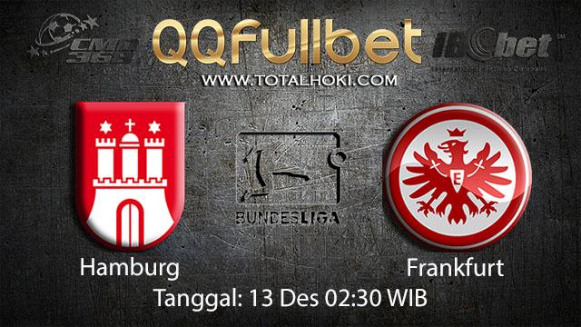 PREDIKSIBOLA - PREDIKSI TARUHAN BOLA HAMBURG VS FRANKFURT 13 DESEMBER 2017 ( GERMAN BUNDESLIGA )