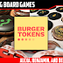 Burger Tokens Review