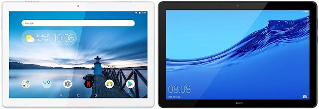 Comparativa mejores tablets Android 10,1 pulgadas FullHD menos de 150 euros
