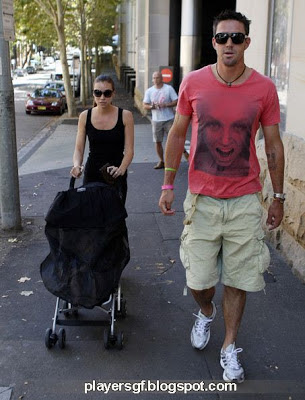 Kevin Pietersen and his wife Jessica Taylor pictures