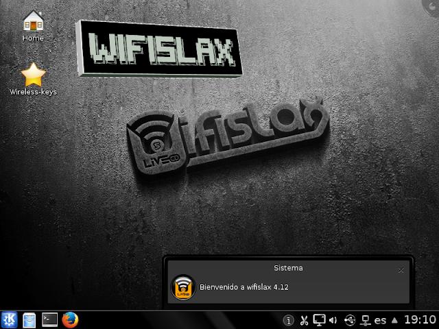 Wifislax 4.12 Final | La nueva versión de una de las mejores distros Linux de auditoría WiFi