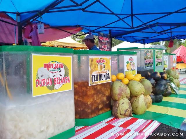 Kelapa Laut Man Java di Pasar Ramadhan BTP