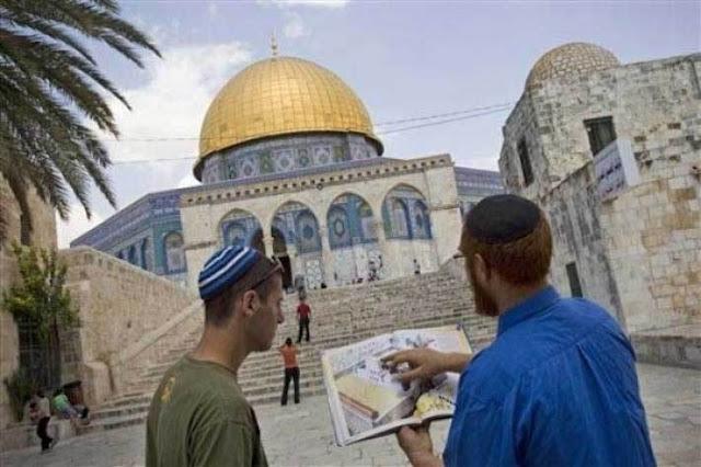 تعرف على المشاريع اليهودية لتقسيم القدس